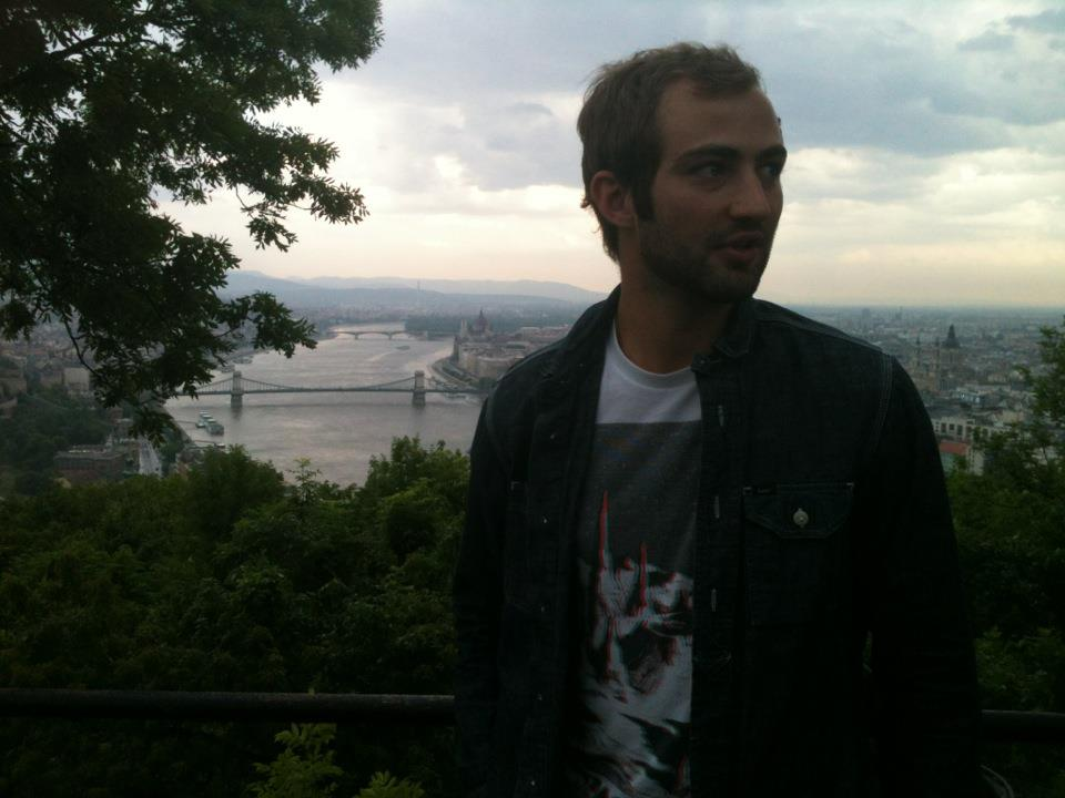 a million years ago in Budapest