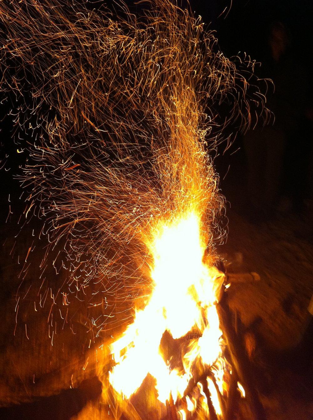 Fire, Alabama