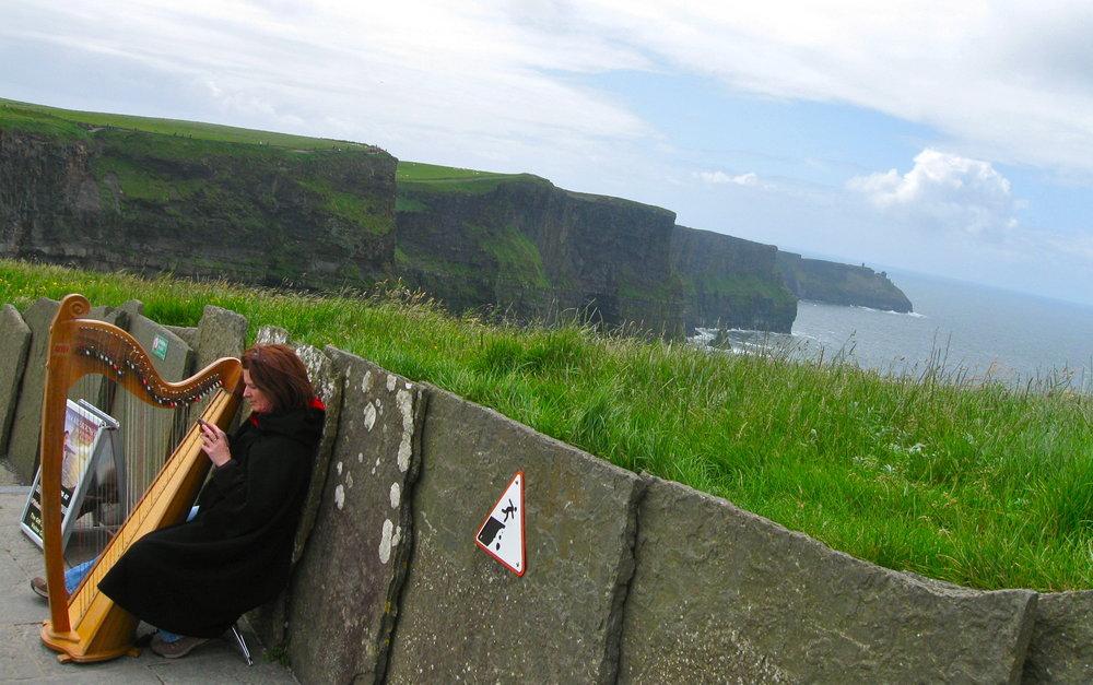 Cliffs of Moher, 2012