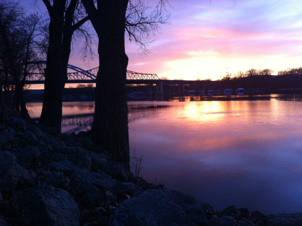 Mississippi River, La Crosse, Wisconsin