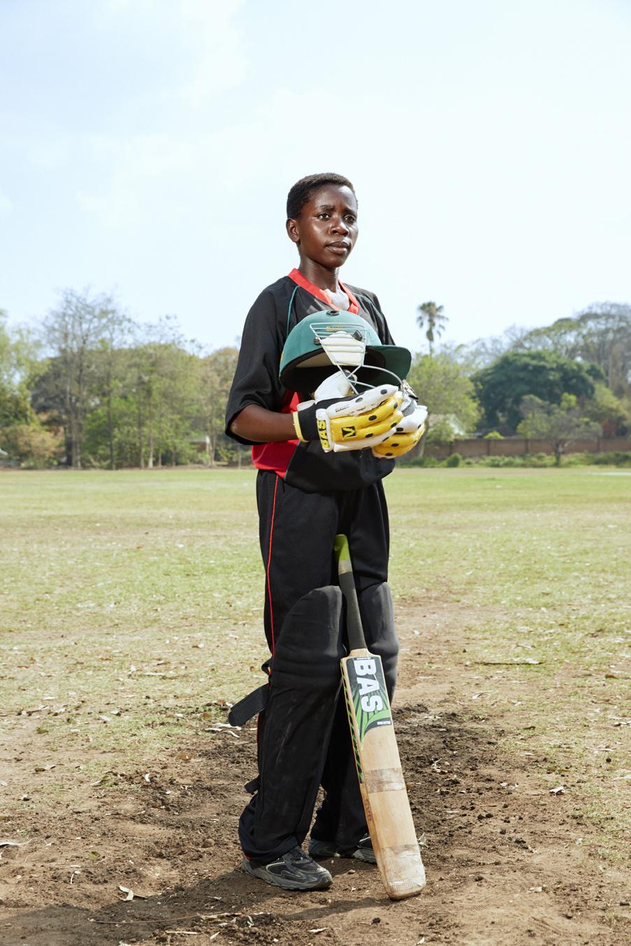 Tadala Mpandkwaya, batsman