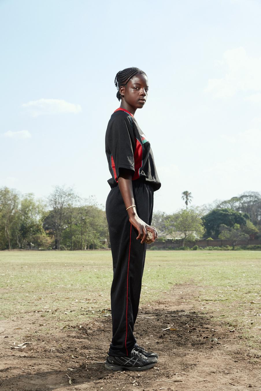 Chimwemwe Juma, bowler