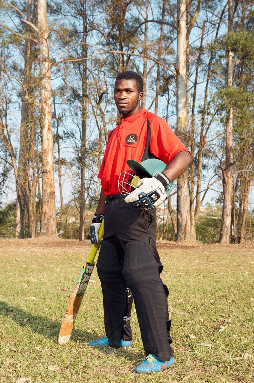 Chisomo Chetie, batsman