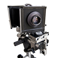 Sinar 4x5 Camera