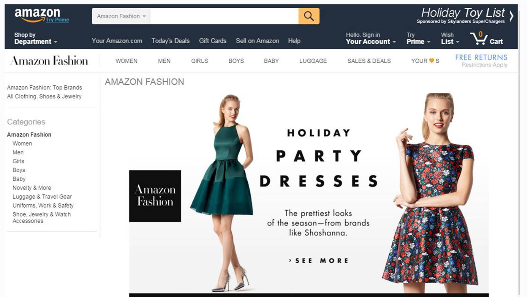 612c373b0 Amazon.com Set to Become America's Leading Clothing Retailer in 2017 ...