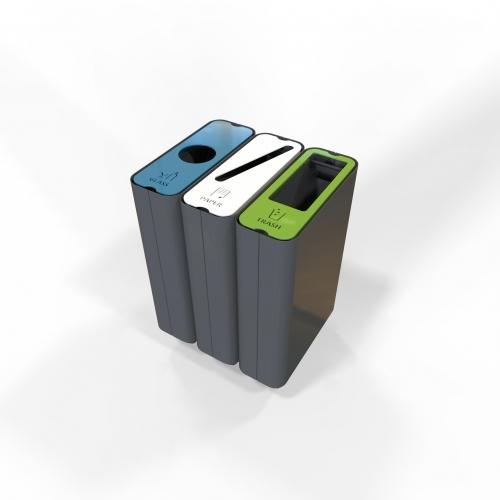Radius Recycle Bin