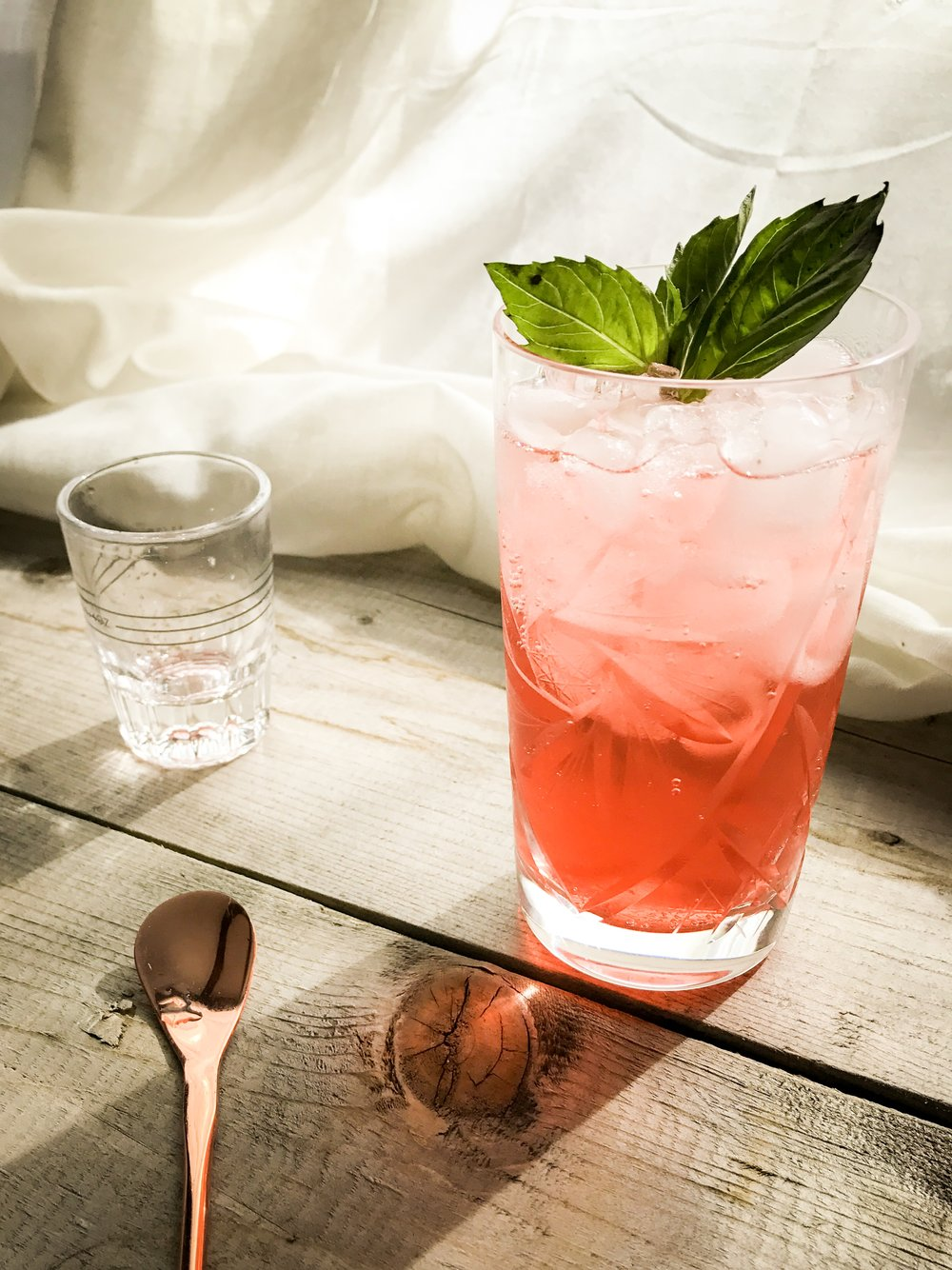 Shrub Cocktail