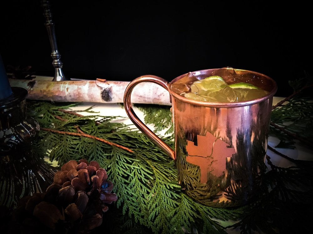 Definitely not so Moscow Mule
