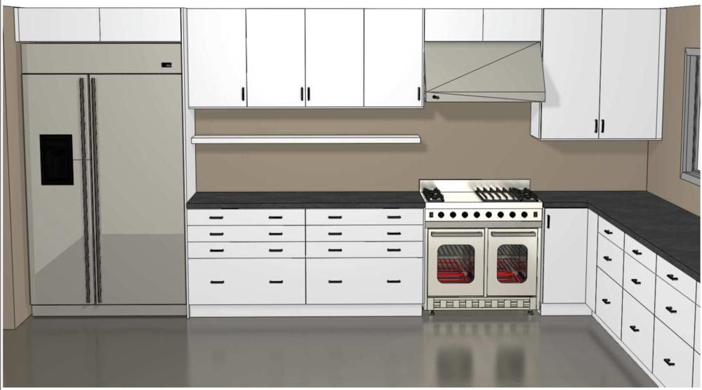 Sample kitchen designs Cabinets for Modern Kitchens Affordable