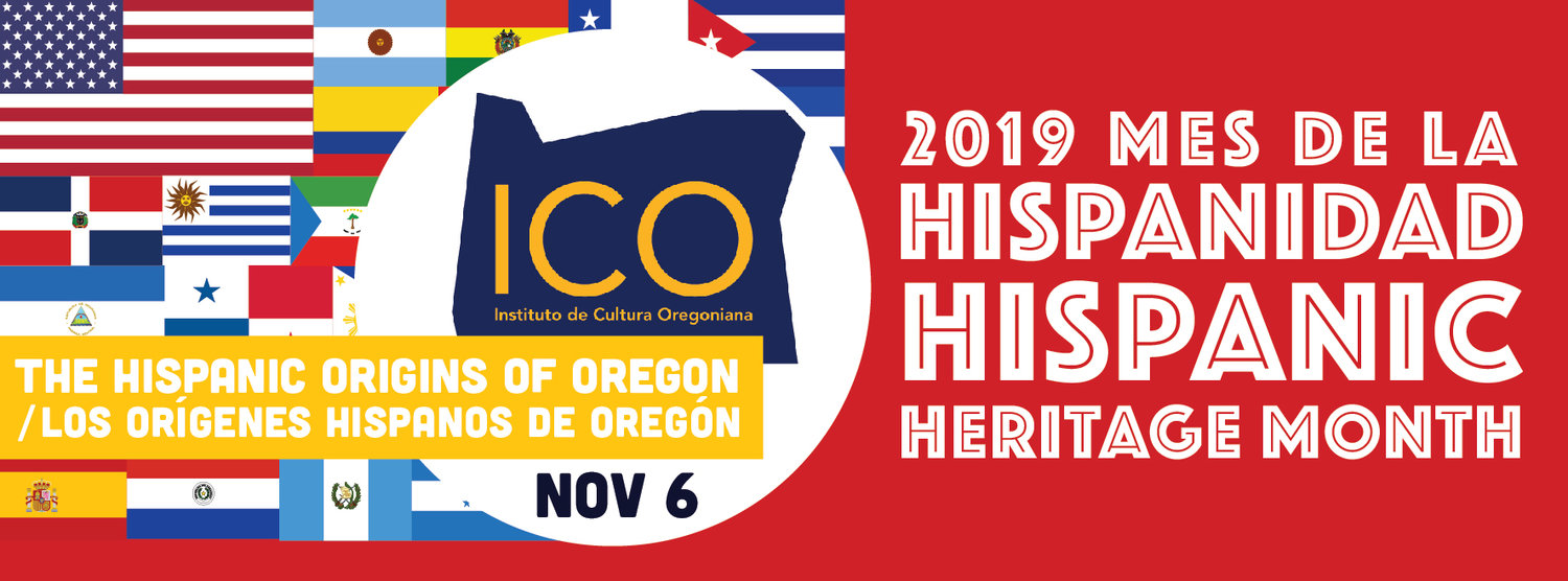 Charlas: Los Orígenes hispanos de Orégon / A Talk: The Hispanic Origins of Oregon