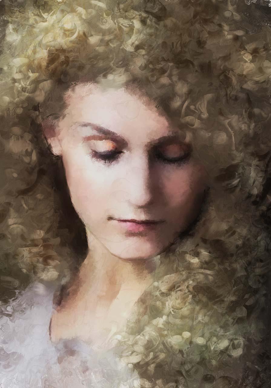GoldieLocks  Artist: Richard Okun