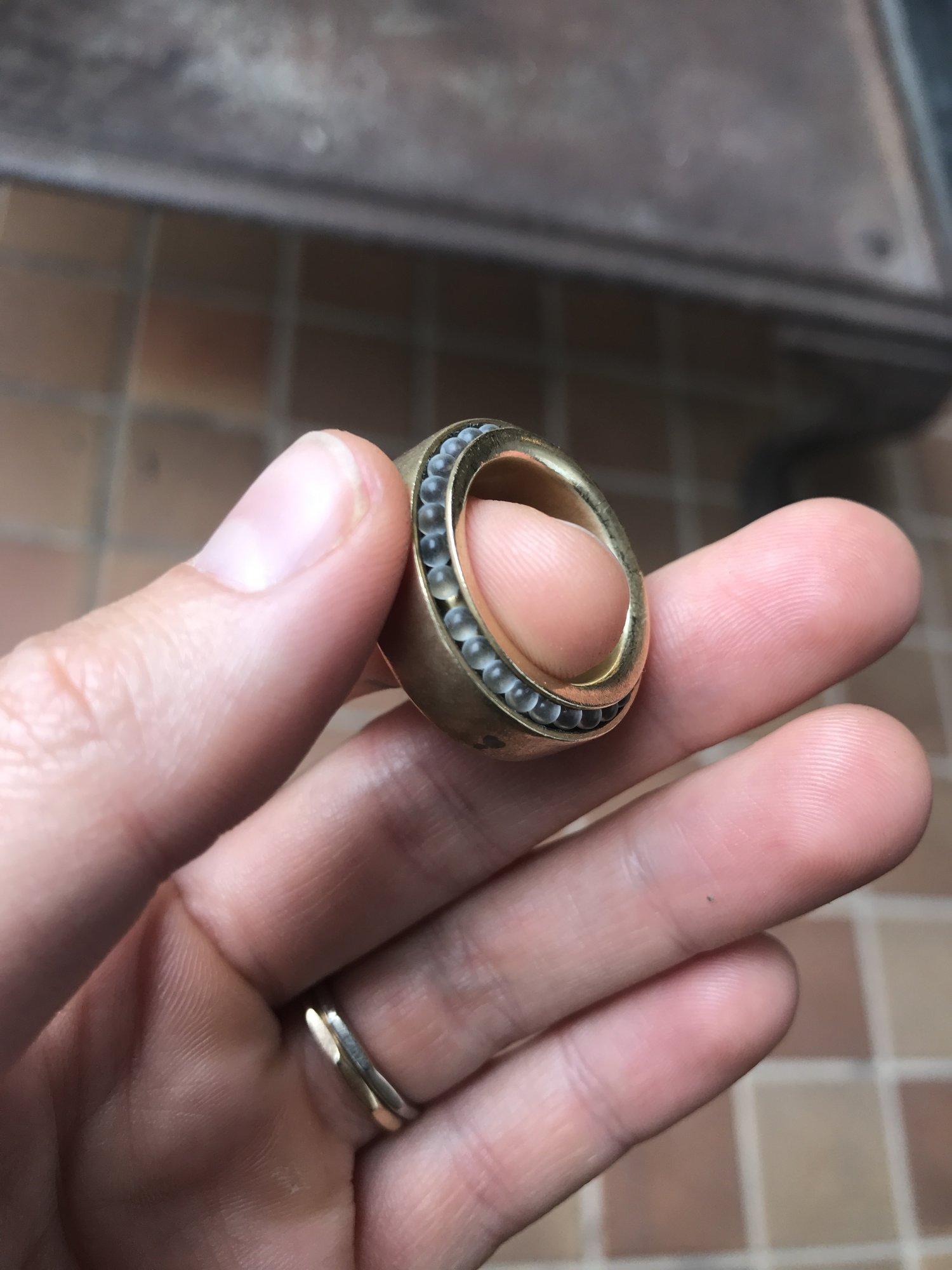 Vinci Ring