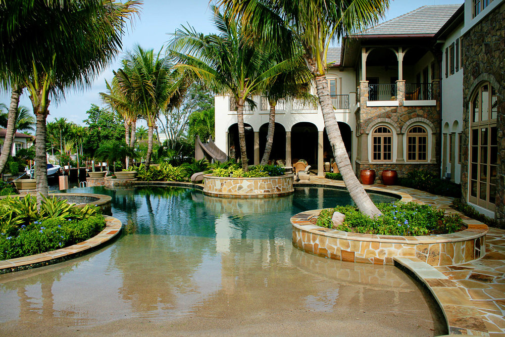 Custom Swimming Pool Boca Raton