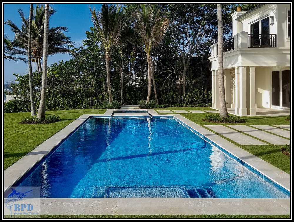 Boynton Beach Florida Swimming Pool