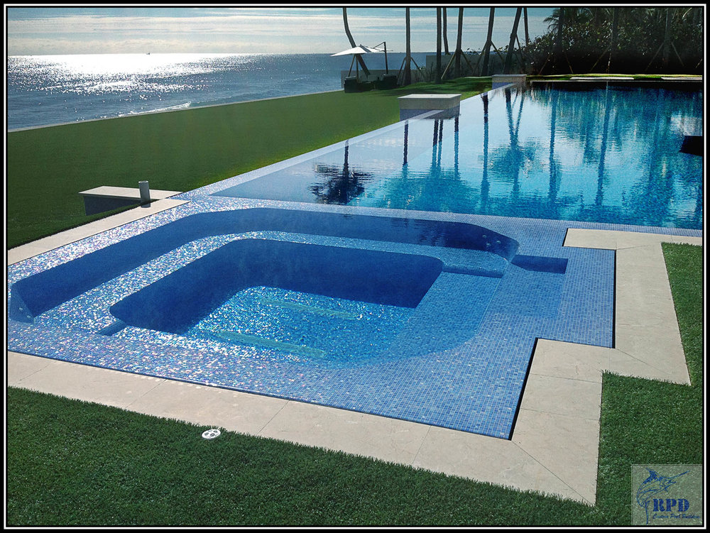 Euro Edge Swimming Pool + Spa