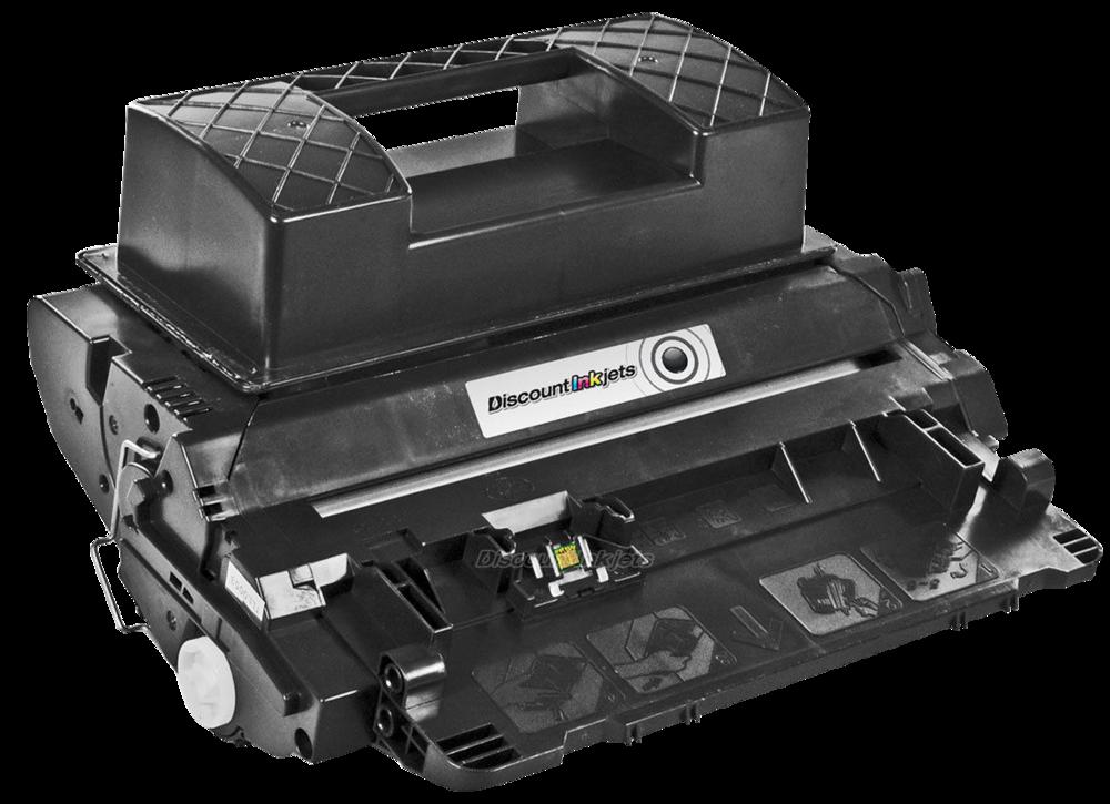 A HP 64X superhopper that has a modified tank