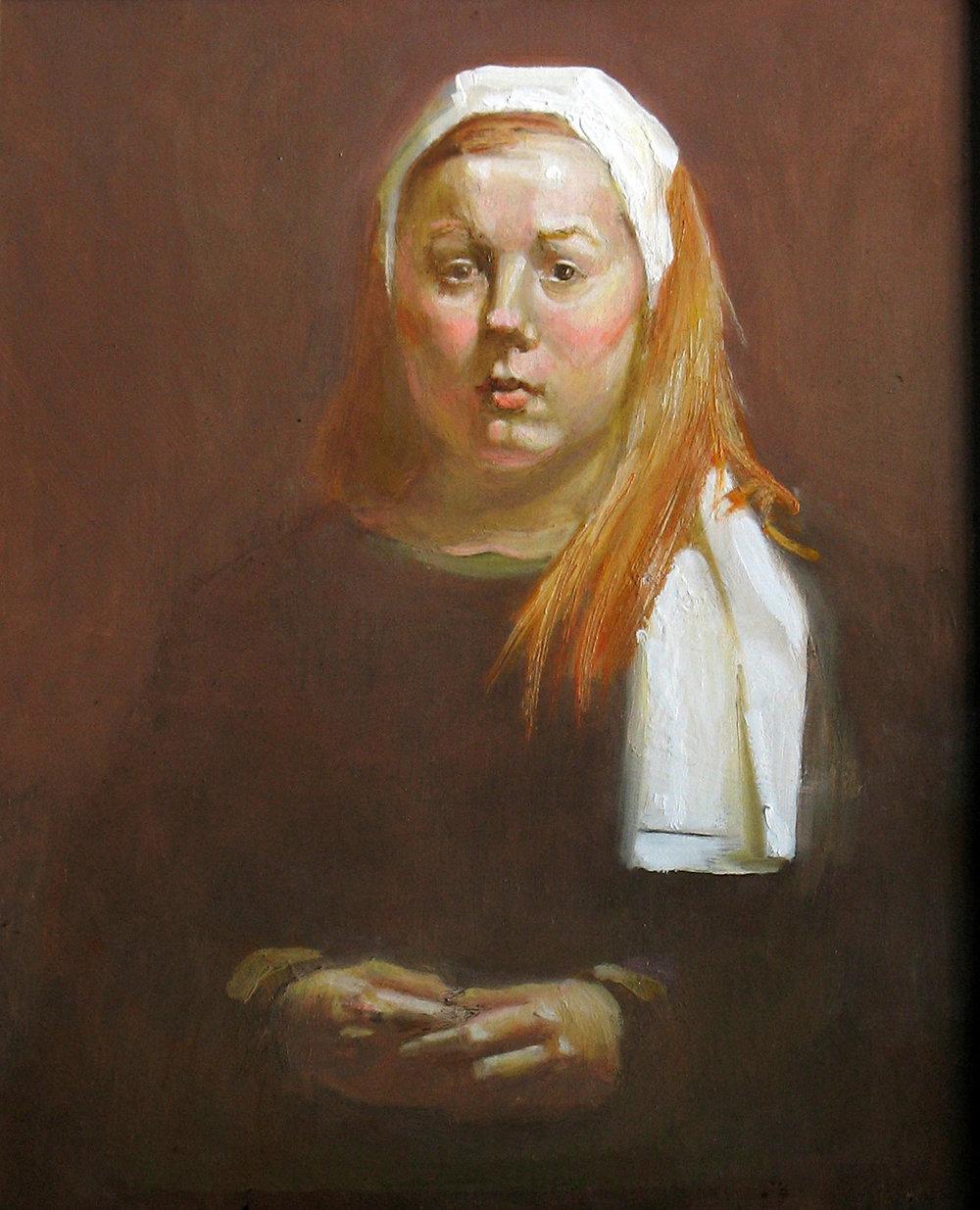 A girl, 2010