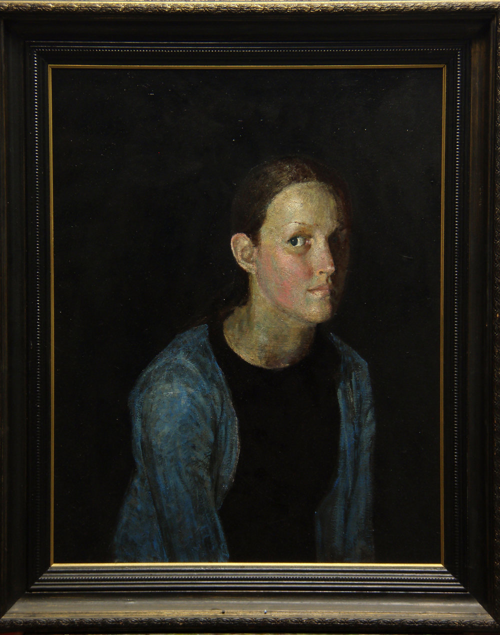Laura, daughter, 2001