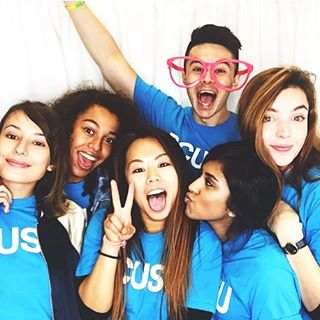 The #Freshers at #BCU loved our #Xpose photo booth last week.  #popup @yourbcusu