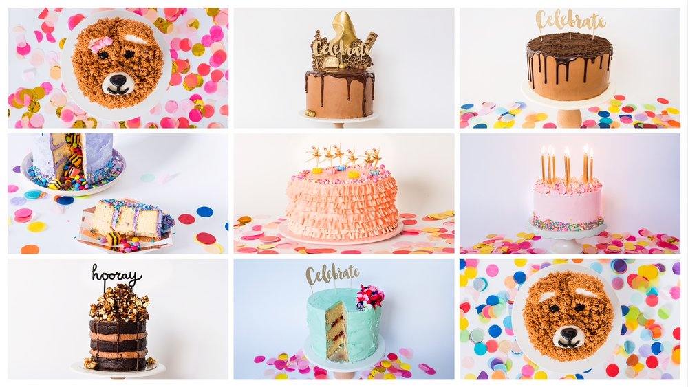 Cakes And Treats In Geelong Geelongs Online Cakery Is Now Open