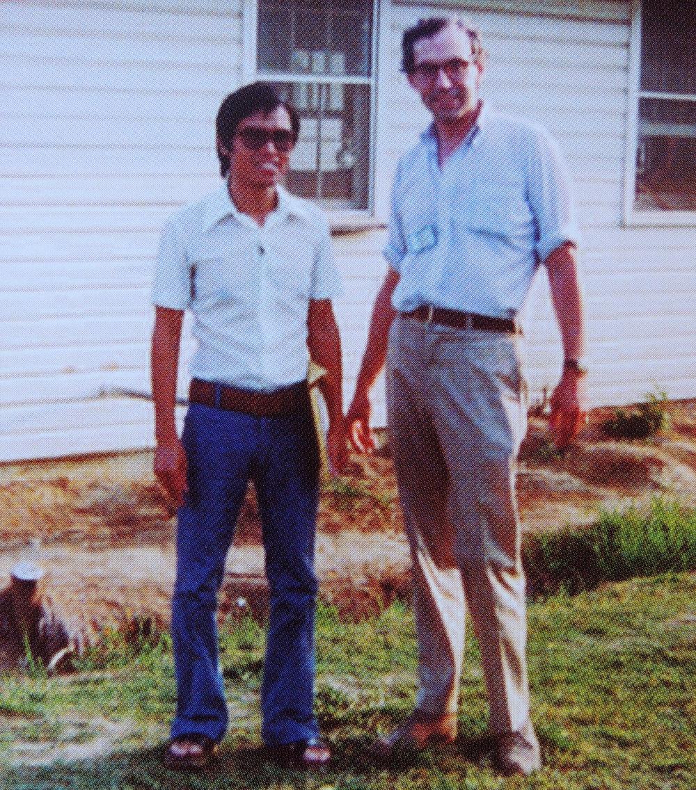 Bob DeVecchi IRC Fort Chaffee 1975