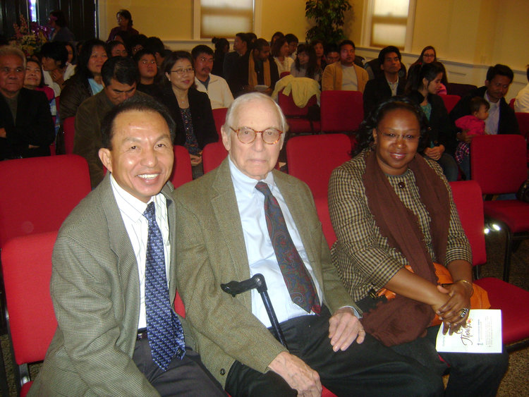 Cambodian Thanksgiving 2011