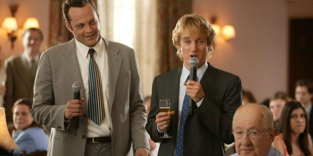 Best Man Speech, Courtest of The Wedding Crashers