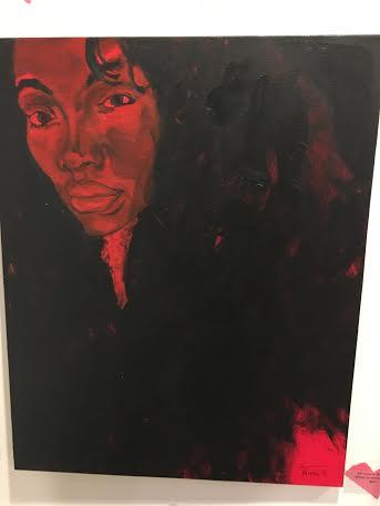 "Ms Jones by Shawn ""Painta"" Lindsay"