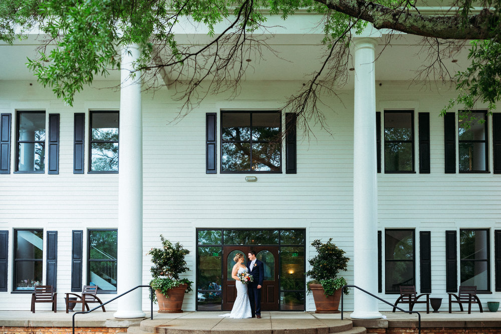 Raleigh Wedding at 1705 East