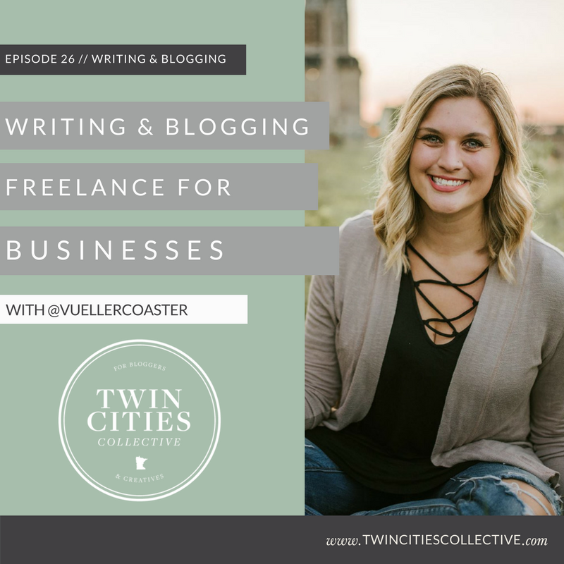 Writing & blogging freelance for businesses
