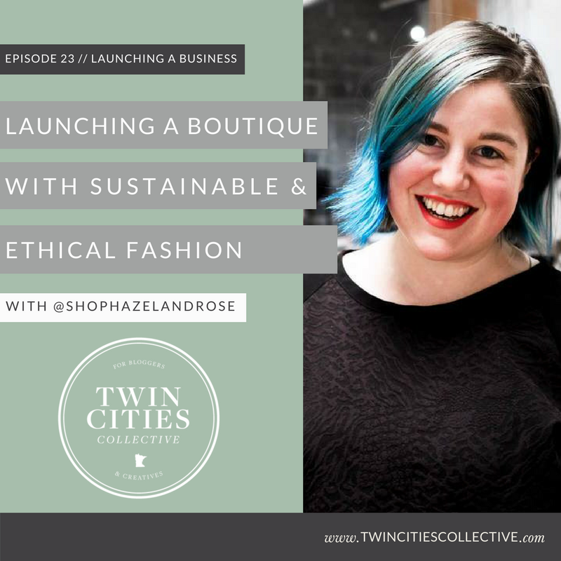 Launching a Boutique with Ethical Fashion