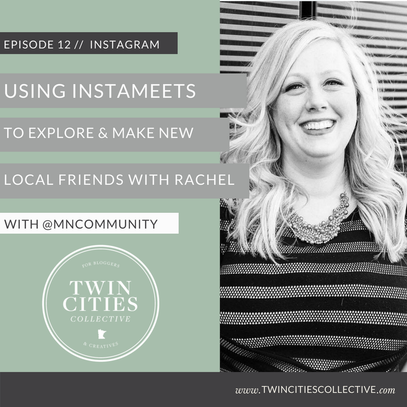 Using instameets to explore & make new local friends