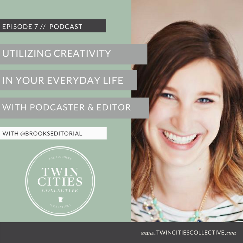 Running a creative podcast-Twin Cities Collective Podcast