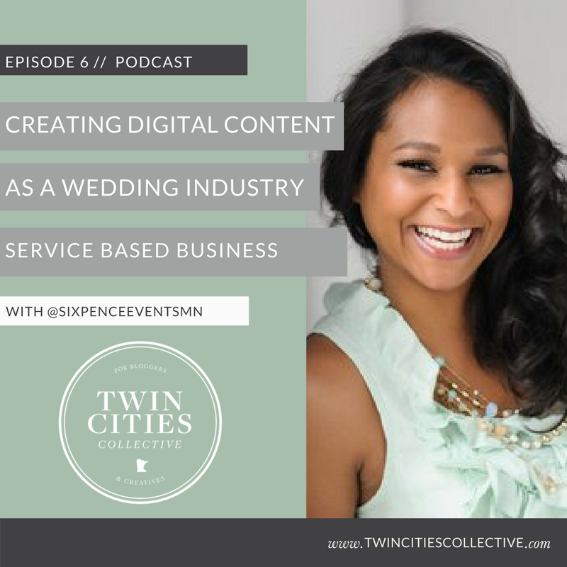 Blogging as a Wedding Professional-Twin Cities Collective Podcast