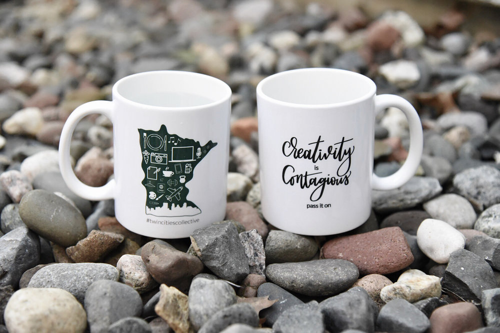 SHOP - Buy one of our TCC Mugs!