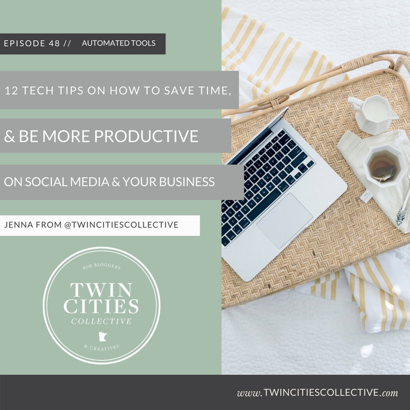 12 Tips on how to save time & be more productive