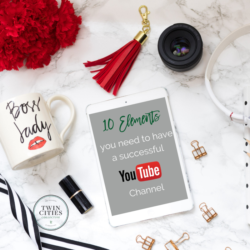 10 Elements Every YouTube Channel Needs To Have to be Successful