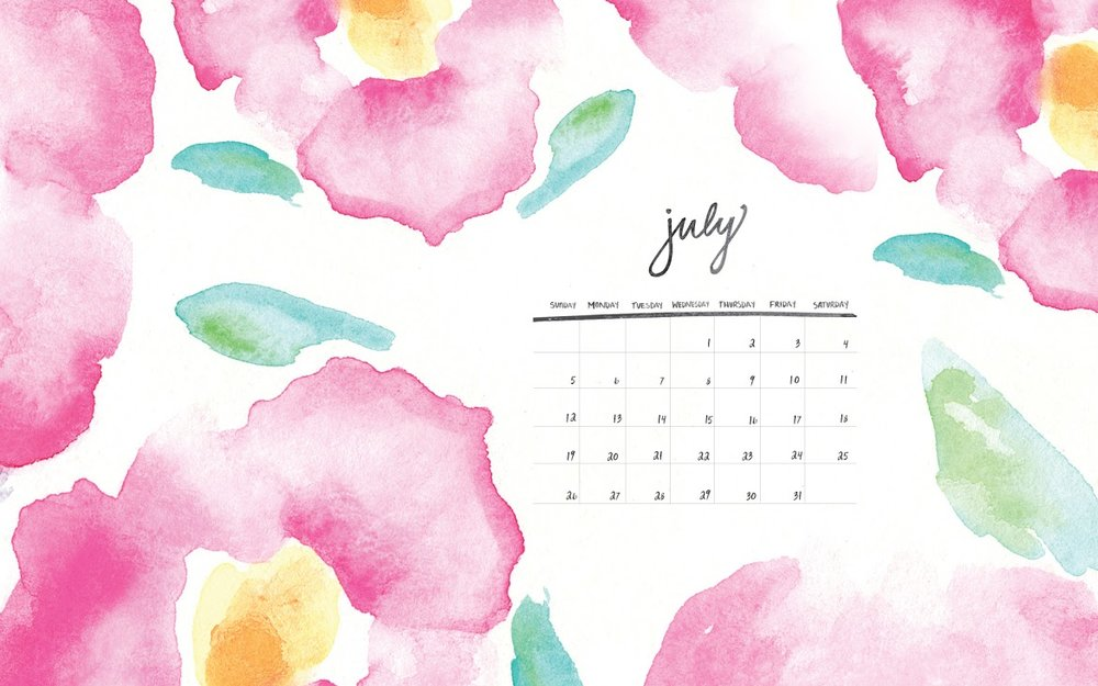 Hello-Monday-July2015-Watercolor-Calendar.jpg