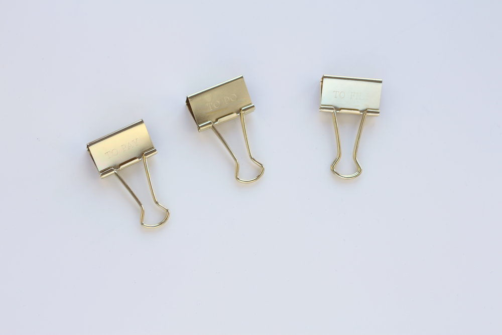 gold binder clips.JPG