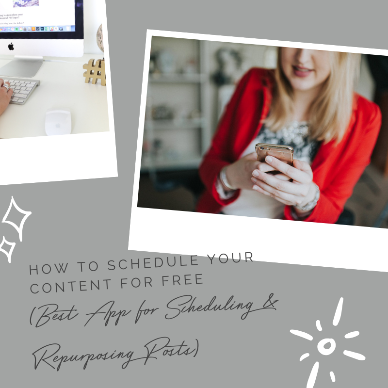 How to schedule your content for FREE (Best App for Scheduling & Repurposing Posts).png