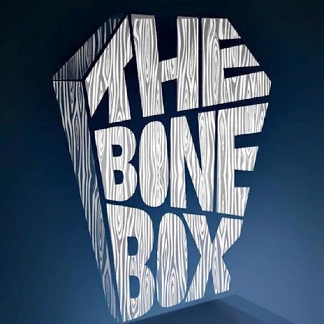 """The Bone Box   Heavy distortion, heavy creepiness, and the occasional """"BWAHH"""" – this is the first horror piece I've worked on. Check out the trailer and with original music above."""