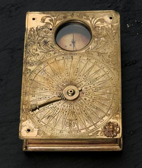 17th century Astronomy Box