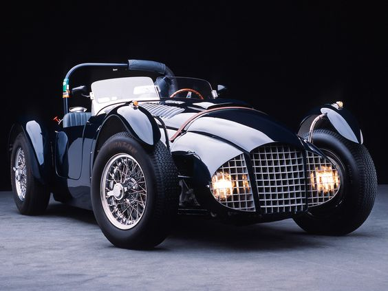 1951 Fitch-Whitmore Le Mans Special