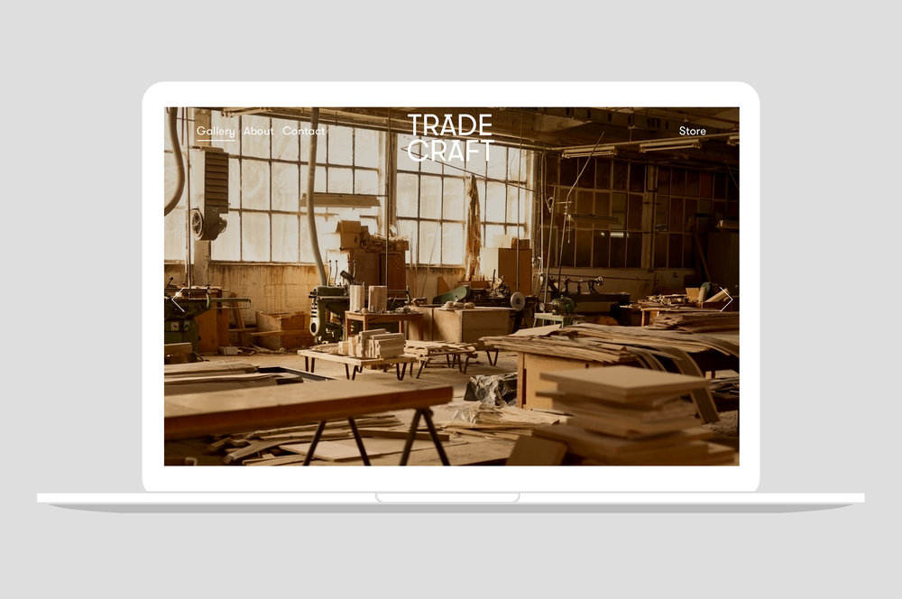 trade craft responsive website 02