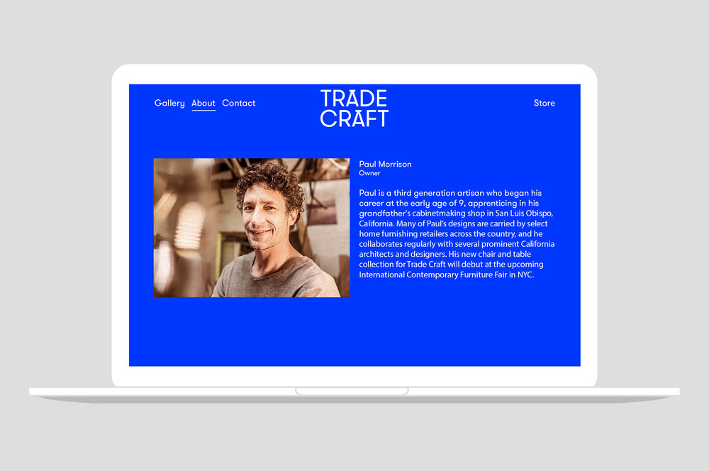 trade craft responsive website 04