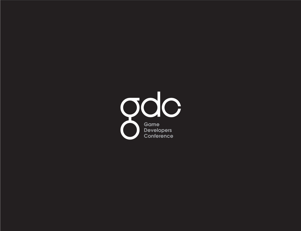 Game Developers Conference Identity