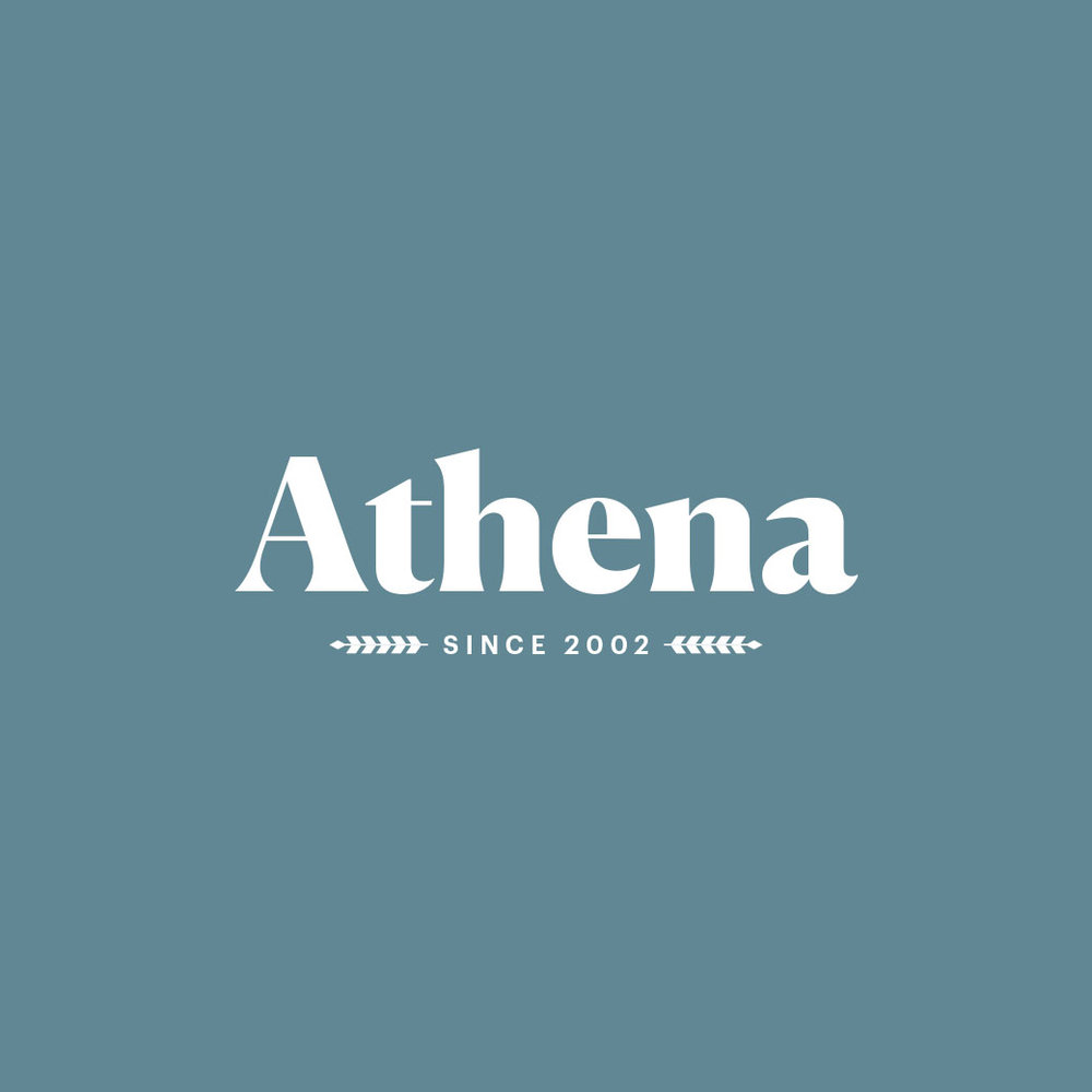 Athena Branding and Logo