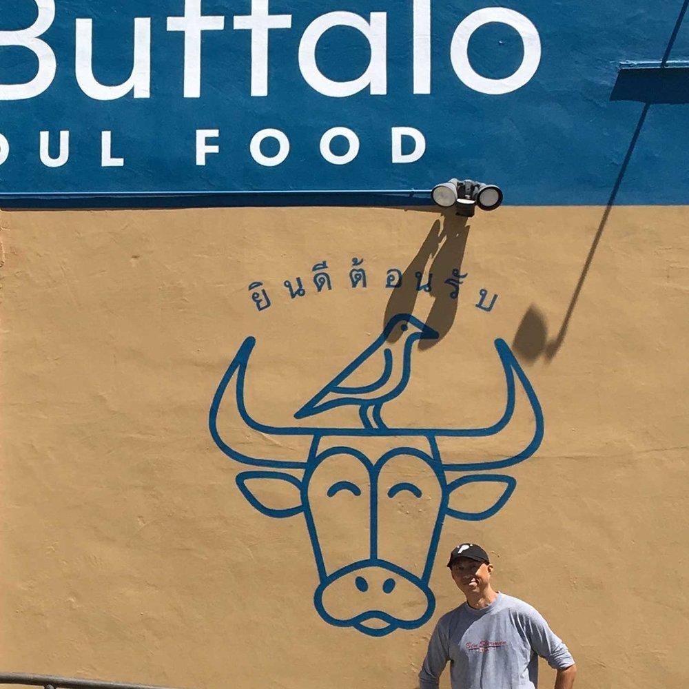 Bird & Buffalo - Branding