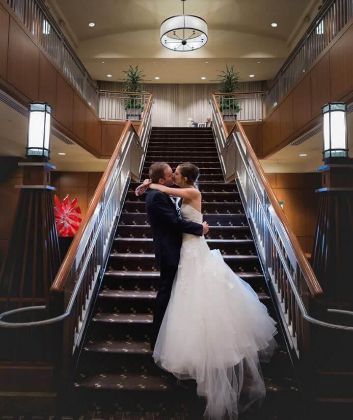 Blackwell Stairway Kiss - 1 (2).JPG