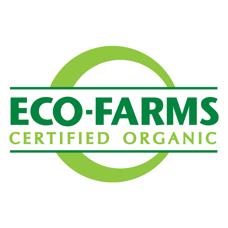 Eco Farms   Eco Farms provides Certified Organic fresh fruits and vegetables with an extensive range of grocery products to national, independent health food shops, small chain retailers, cafes and restaurants directly from Sydney, Brisbane and Melbourne.  We source our products from a trusted network of growers and suppliers throughout Australia and from around the world. Whether you have a retail shop, cafe or online store, our team of experts can offer your business a Certified Organic food solution that will support your business.
